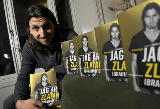 Zlatan-book