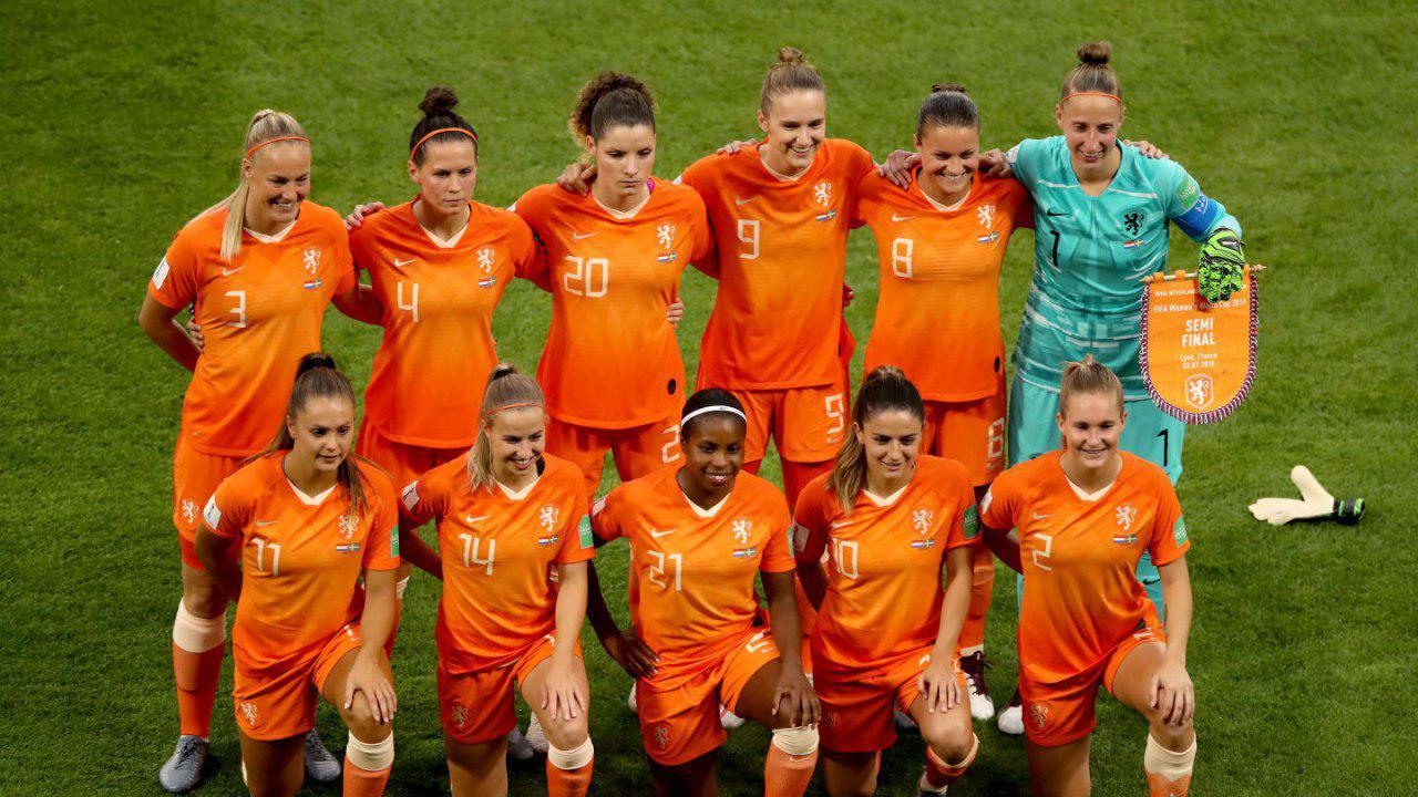 ЧМ-финал-Голландия