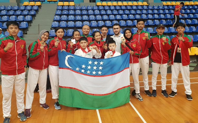 Uzb Team Karate 2