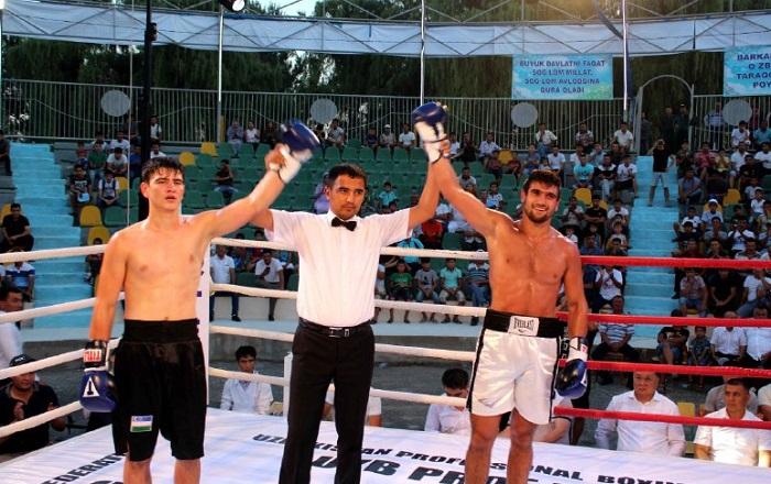 Pro boxing 7