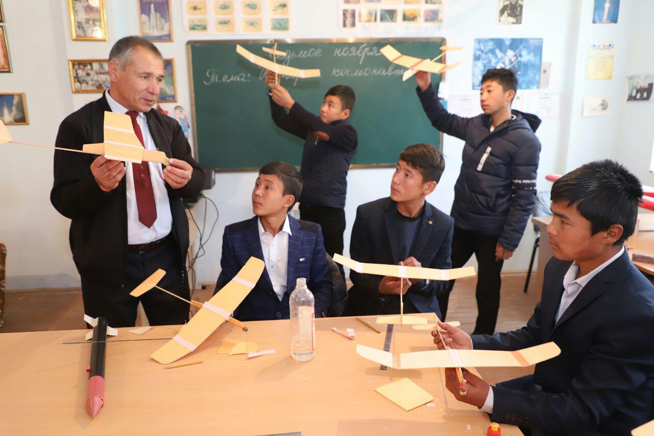raketa model