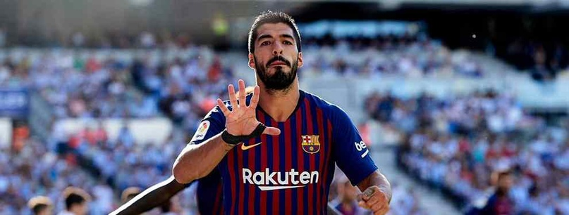 suarez five