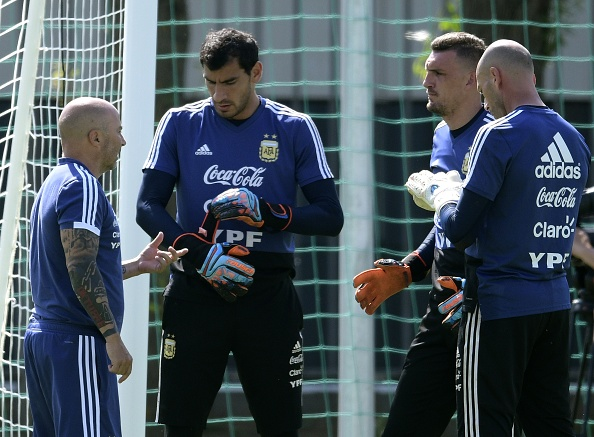arg keepers