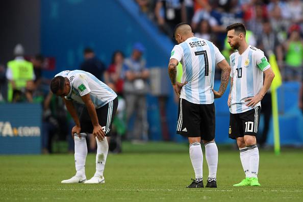 argentina lose
